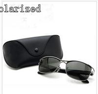 New high quality Resin men's and women's designer metal brand polarized sunglasses for men and women 3420