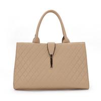 2014 spring plaid women's nude color handbag y lockbutton lychee vintage candy color one shoulder handbag ol bags