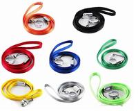 Ego Lanyard E Cig Lanyard Necklace String Ring String Rope Lanyard for Electronic Cigarette E Cigarette 300pcs/lot free shipping