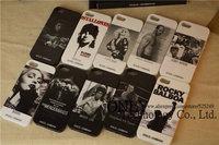Super Hero Muhammad Ali AL PACINO Michael Jackson Monica Tim Bossins Madonna Rocky Balboa Case Cover For Iphone5 5S 10pcs/lot