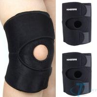 1 Pair Adjustable Knee Pads Guard Wrap Support Tendon Elastic Brace Patella Sport Stabilizer Rodilleras joelheiras Ginocchiere