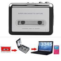 Portable USB Cassette Tape Converter to MP3 CD Player