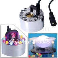 Mister of magic mist maker ionizer POND fogger 12 LED