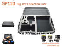 Camera Big size collection Case GP110 For G8800 G8900 Gopro Hero 3+ 3 2 1 GOTOP mount accessories