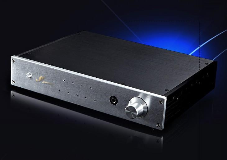 Аудио усилитель Saomai HIFI AB XMOS USB 384K/32 Knight аудио минисистема krez ab 111 черный ab 111mb