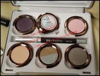 2014 New - 20 pcs the glinda 6 colors eyeshadow palette , a lip pencil , a eye pencil makeup! happy-shopping