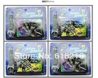 Free Shipping 20 sets  Cartoon batman  Kid's Watch Children watch with a wallet setbirthday gift QH6028