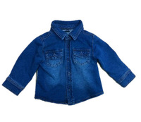 European and American style baby denim jacket