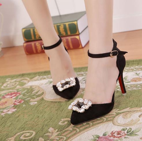 Туфли на высоком каблуке size4/9 SAJ235 WOMEN SHOES victor 1a097 size4 10 5 3 5 9 bbs 1a
