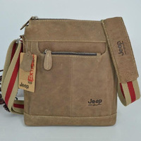 High Grade Famous Brand Vintage fashion Genuine Leather men messenger bags