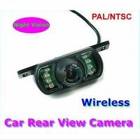 Free shipping 2.4G GPS Wireless Car Rear View Night Vision Reversing Backup Parking Camera NTSC/PAL Pixels:628X582