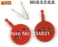 bicycle disc brake pads for Avid BB5 (5 paris 10pcs)+Freeshipping