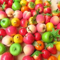 Props home decoration artificial fruits supplies foam fruit