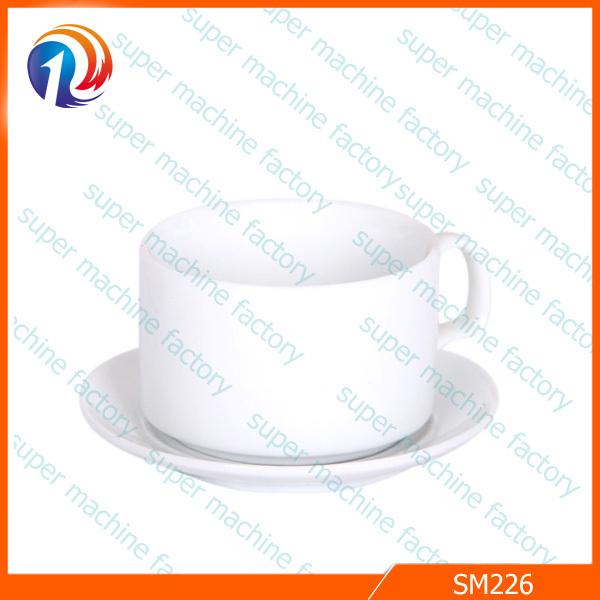 white ceramic coffee mug for sublimation for DIY photo print with mug sublimation machine blank coffee mug heat sublimation(China (Mainland))
