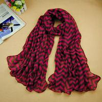 5pcs/lot ladies printe viscose shawls zig zag scarf plain long muslim hear wrap muslim scarf/scarves 5pcs/lot