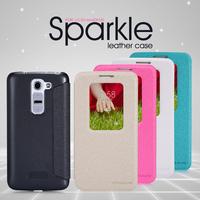 Nillkin Sparkle Leather Case for LG G2 Mini D618, Protective Case for  lg g2 mini d618, Smart case for  lg g2 mini d618