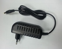 Eurp plug power adaptor 12V 2A DC Out 100~240V AC In 50/60Hz Charger/Power Supply DC12V 2000mA for CCTV Camera power adapter