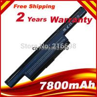 Laptop Battery AS10D AS10D31 AS10D3E AS10D41 AS10D51 AS10D61 AS10D71 AS10D73 AS10D75 AS10D5E AS10D7E For Acer 4741 5741 7800mAH