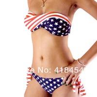 New Hot Black Fashion Sexy Cord Women Padded Swimwear Swimsuit Bikini Size S/m/l