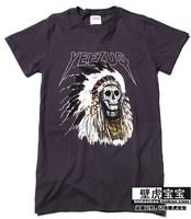 Yeezus short-sleeve T-shirt fashion male misbhv halfman