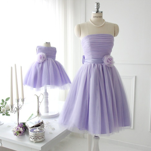 And Daughter Ballet Dress