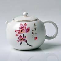 Qualityed Teapot ceramic tea pot small ceramic kung fu tea teapot set procelain tea sets for chinese tea