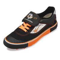 Amphiaster kilen , black canvas gel nails football shoes training shoes sports 2014