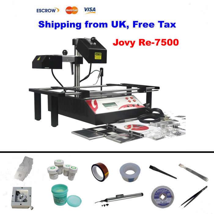 Rework Station Jovy re 7500 Jovy re 7500 Infrared Bga