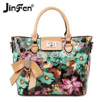2014 women's japanned leather handbag trend women's messenger bag handbag bag