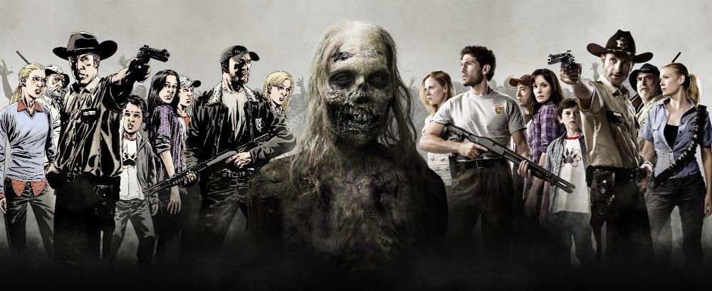 Walking Dead Bedroom Wallpaper P0411 The Walking Dead Zombies