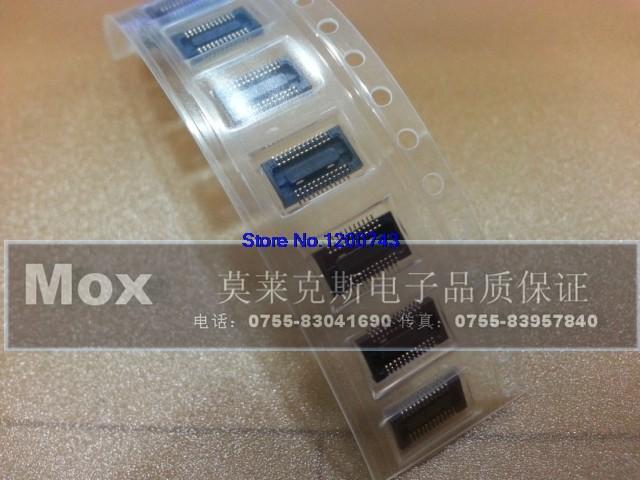 Free shipping Original board to board 0.4MM DF30FC-24DS-0.4V DF30FC-24DP-0.4V socket(China (Mainland))