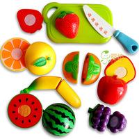 Baby toys fruit toys kitchen toy, pretend play, play house toys free shipping
