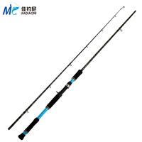 Fishing rod interdiffused 2.28 lure rod black fishing rod fishing rod black