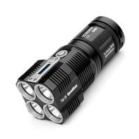 nitecore tm26 u2 3500 xm-l led glare flashlight