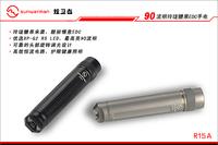 Sunwayman r15a 90lumen  candy edc flashlight