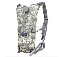 Hiking water bag  hydration backpack  double-shoulder outdoor sports +TPU water bladder 3L ride  bike backpack camping bladder