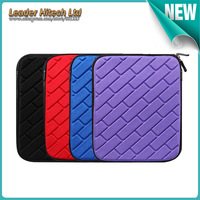 "Chocolate Style Case For Universal 9"" Tablet Pc Protective Soft Nylon Bag Case Colorful Case Cover for Free Shipping"