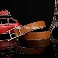 2014 new original leather  luxury  guaranteed 100% genuine leather wholesale and retail fashion  belt