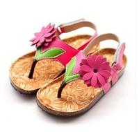 Female child flip sandals beach shoes girl sandals child sandals