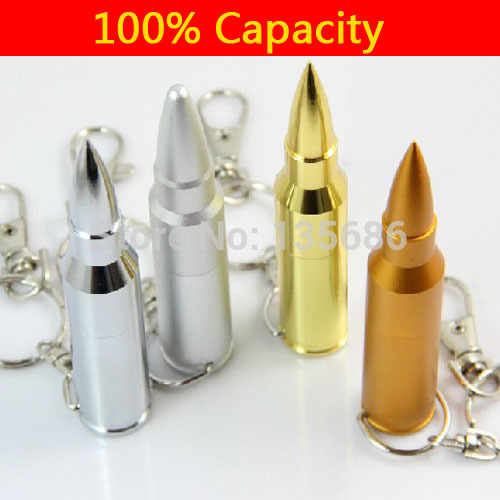 Free Shipping Hot Sale Bullet USB Flash Drive USB Flash Disk Gift Diamond Crystal Pen Drive 2GB 4GB 8GB 1