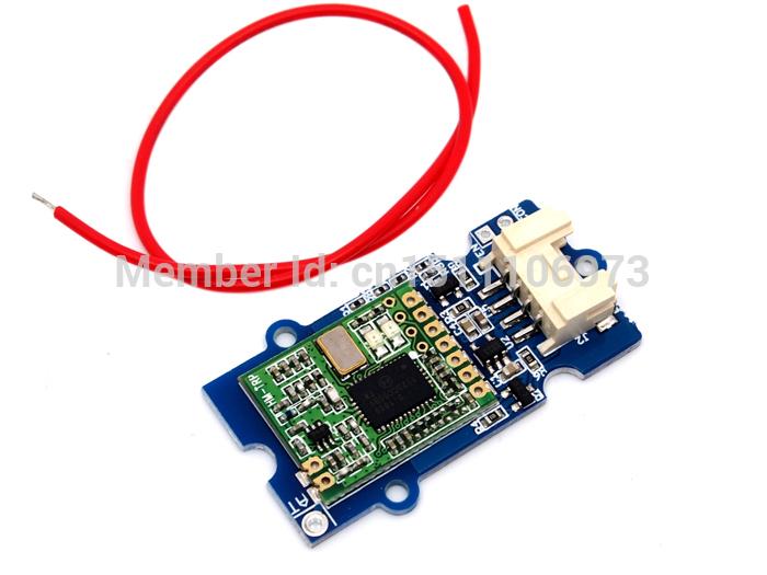 seeedstudio Grove - Serial RF Pro FSK modulation, 2-way half duplex communication,operating at 433/470/868/915 MHz(China (Mainland))