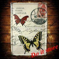 [ Do it ] Metal sign Wholesale Vintage Craft Pub Bar Plaque Wall painting PUB Decor 20*30 CM AB-44