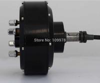 2000W Single shaft Hub Motor,car hub motor