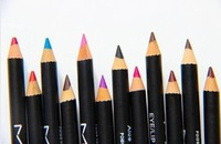 12pcs/lot New Professional makeup eyeliner pencil multicolor free shipping! ! ...