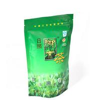free shipping 2014yr spring new green tea 100g/bag China ShanDong sunfall green tea chinese famous green  slimming tea