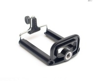 Freeshipping Cell Phone Clip Holder mount bracket Adapter For camera Mobile Phone Tripod Mount Adapter