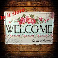 [ Do it ] Metal sign Wholesale Vintage Craft Pub Bar Plaque Wall painting PUB Decor 20*30 CM AB-54