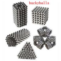 DIY Buckyballs 3mm 216 pcs small Magic magnetic ball ney Character packing children educationa toy Development of intelligence