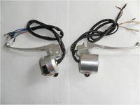 "handlebar Switch Horn Light Turn Signal Sport Motorcycle Dirtbike 7/8"" aluminum"