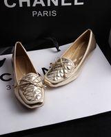 Fashion 2014 sweet princess shoes bow round toe flat heel single shoes plus size women's shoes
